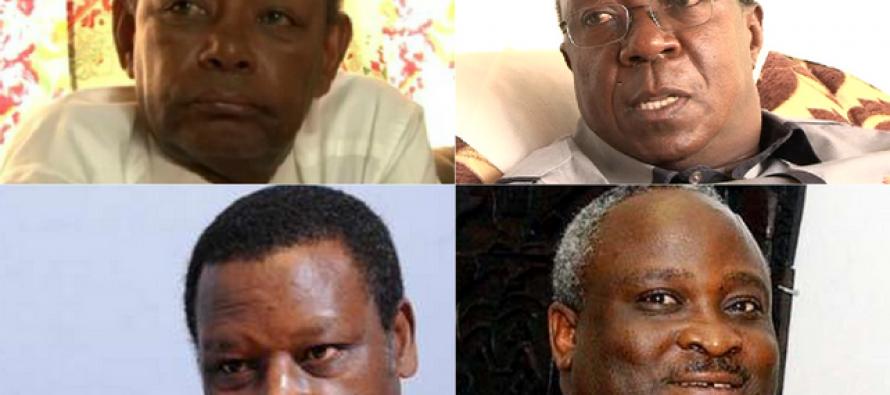 Quatre anciens présidents burundais opposés à un troisième mandat de Pierre Nkurunziza