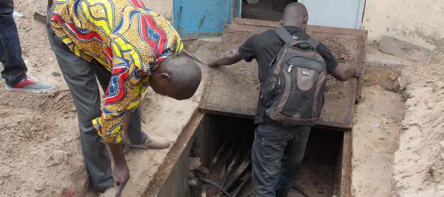 Congo : Dolisie connectée à la fibre optique, les populations s'en réjouissent !