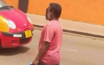 C'EST SUR LE NET : Jerry John Rawlings se balade librement dans les rues d'Accra