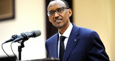 Le président rwandais Paul Kagame, appelle Nkurunziza à prendre ses responsabilités