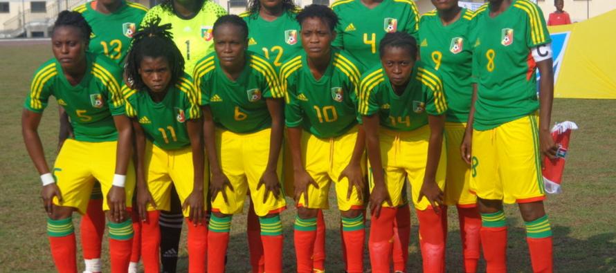 JO-2016 : les Diables rouges football dames tombent devant des Equato-guinéennes plus fortes