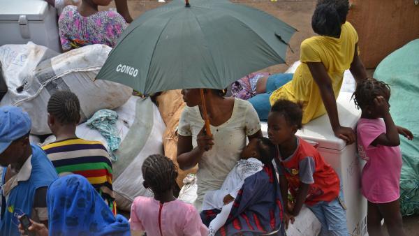 les enfants congolais