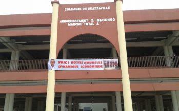 Congo – Brazzaville : le marché Total pourrait s'appeler » Marché Bernard-Kolélas»