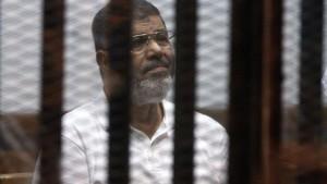l'ex-président Mohamed Morsi condamné à mort | DR