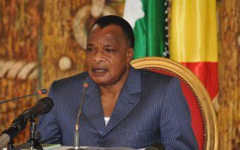 Congo : le ramassage des armes finit «dans quelques jours » (Sassou N'Guesso)