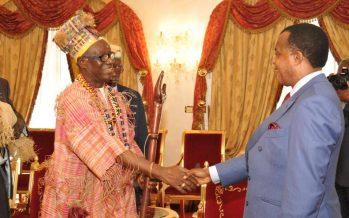 Consultations – Congo : Le Roi de Loango favorable à la révision de la constitution