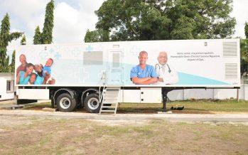 Programme de santé communautaire : un mois des soins intensifs gratuits dans des hôpitaux mobiles à Pointe-Noire