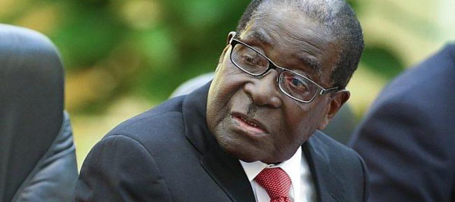 Zimbabwe : Mugabe ne paie plus ses diplomates
