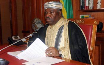 Le directeur de cabinet d'Ali Bongo en garde à vue à Paris