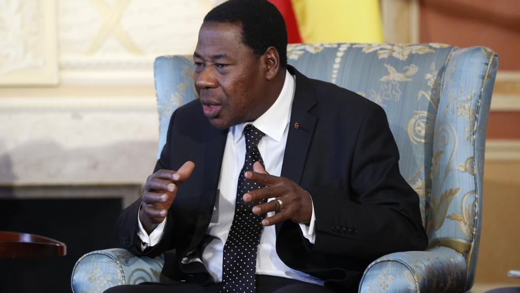 Le président béninois Boni Yayi