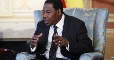 «Mon nom ne figurera plus jamais sur aucun bulletin» de vote, confirme le président Boni Yayi