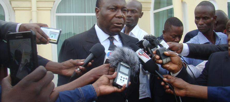 Congo – Consultations : « Il faut poursuivre le dialogue, même sans cameras», pense Clément Mouamba