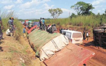 Le Congo appuyé par l'Union européenne pour la construction de la route Kinkala – Mindouli