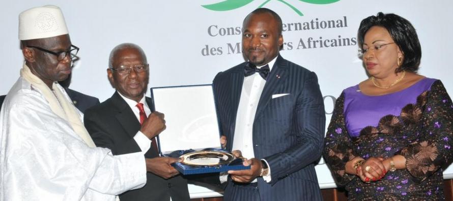 France : Denis Christel Sassou lauréat de « l'Oscar de l'Excellence et de l'Emergence des Managers Africains »