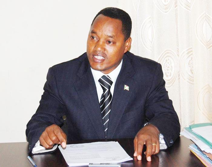 Edouard Nduwimana