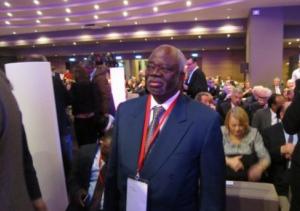 Jean-Martin Mbemba, l'ancien ministre de la Justice|DR