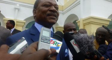 Consultations – Joseph Kignoumbi Kia-Mboungou : « Le Congo est au-dessus des partis et des hommes politiques »