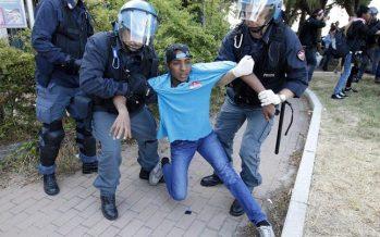 Italie : Un togolais se livre à la police pour être expulsé et on le chasse