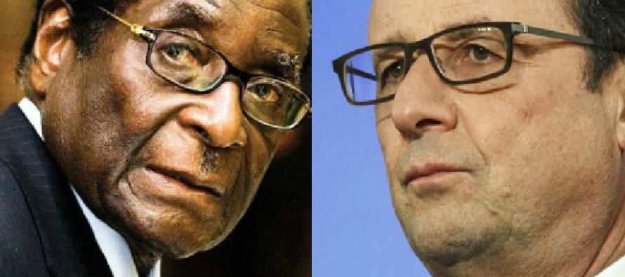 La France souhaite normaliser complètement ses relations avec le Zimbabwe
