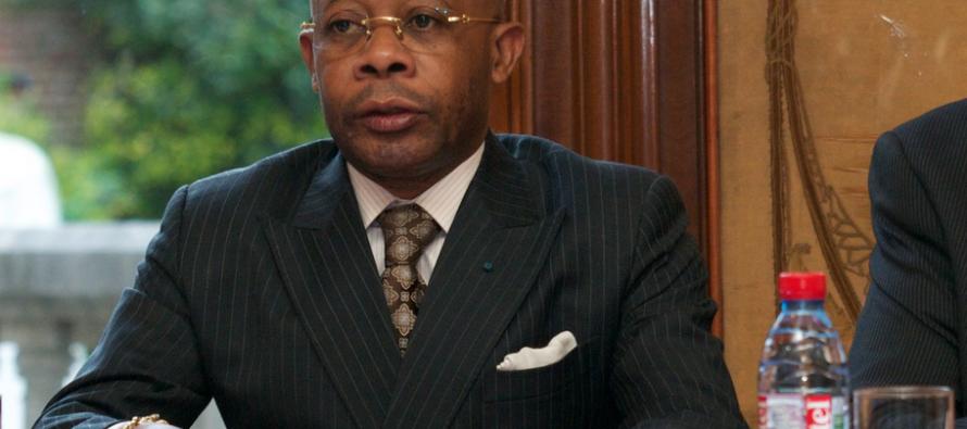 Coussoud-Mavoungou, ministre congolais: «la priorité des emplois maritimes revient aux Congolais»