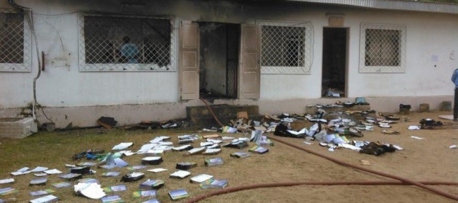 Baccalauréat Pointe-Noire : le service des examens et concours incendié