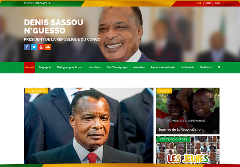 Sassou site web
