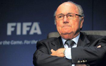 Foot – Corruption – Sepp Blatter démissionne !