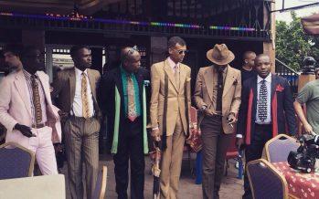 VIDÉO – À Brazzaville L'artiste belge Stromae en mode sapologue