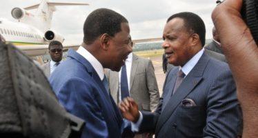 Congo – Bénin : visite de travail du président Yayi Boni à Brazzaville