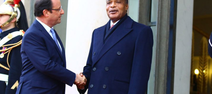 France-Congo : Denis Sassou N'guesso rencontrera Hollande et Valls le 7 juillet