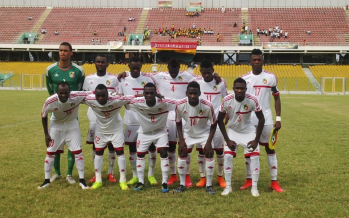 CAN U23 : Le Congo s'incline au Nigeria