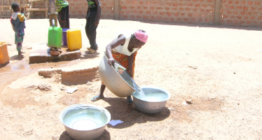 Les Burkinabè devront souffrir des pénuries d'eau jusqu'en 2017