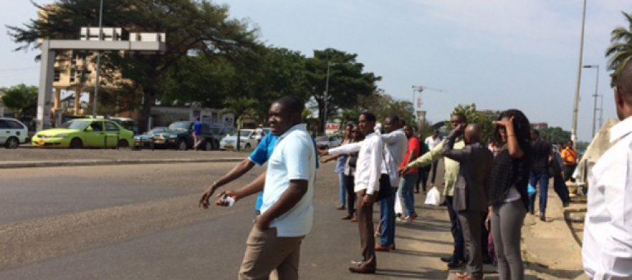Suite à une opération de contrôle : Libreville privée de taxis
