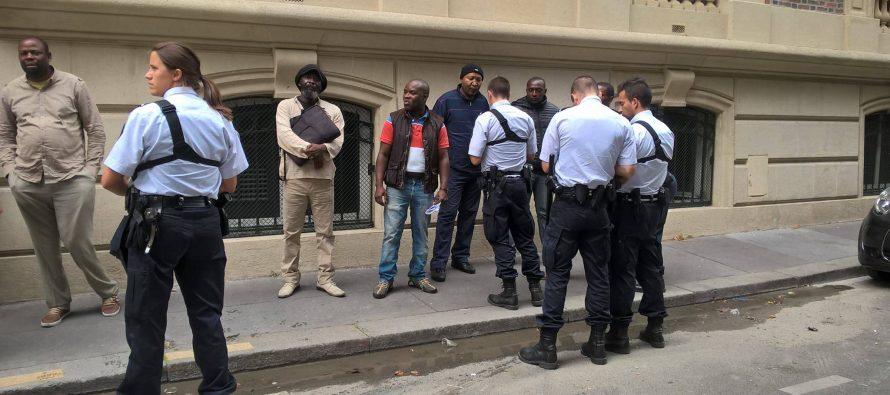 VIDÉO – France : Nouvelle agression à l'ambassade du Congo