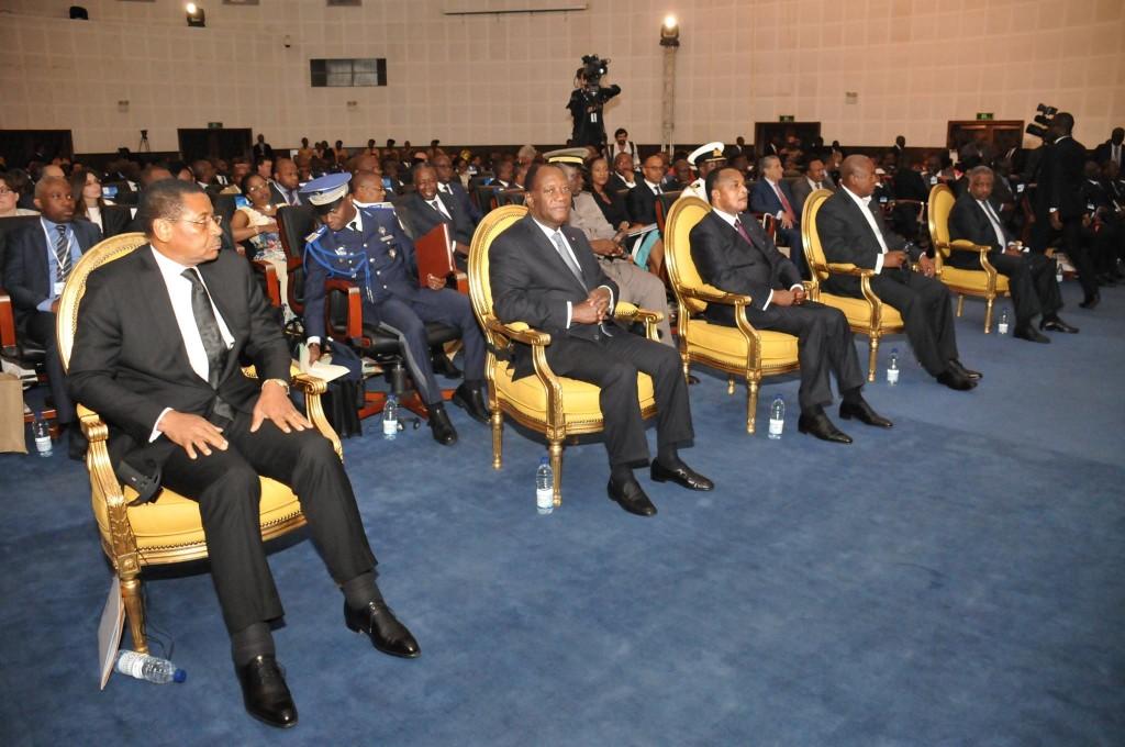 Denis Sassou N'Guesso au 4ème forum Forbes Afrique