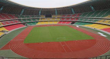 Jeux Africains : Congo – Ghana pour l'inauguration du stade de Kintélé