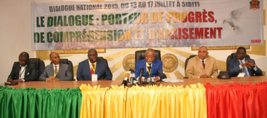 Congo: Quelques grandes lignes des conclusions du «Dialogue National» de Sibiti