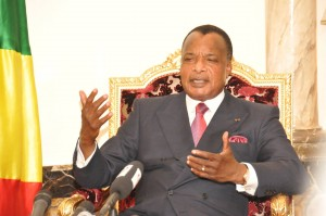 Sassou N'Guesso
