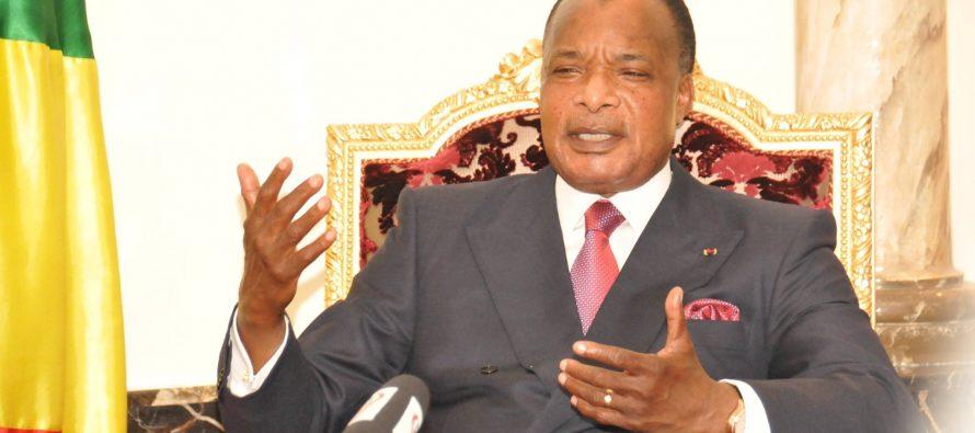 Congo – Le président Sassou N'Guesso appelle les Congolais à garder « espoir »