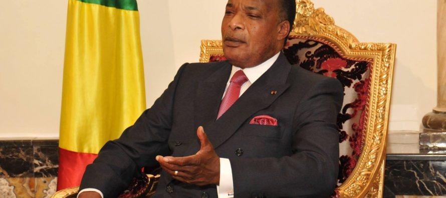 Congo – Pool : «pour moi il n'y a pas de crise…» estime le président Denis Sassou N'Guesso