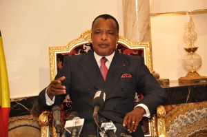 Sassou N'Guesso