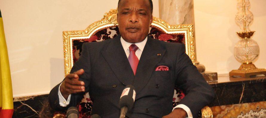 Jeux Africains : Le président Sassou invite les congolais à se mobiliser davantage
