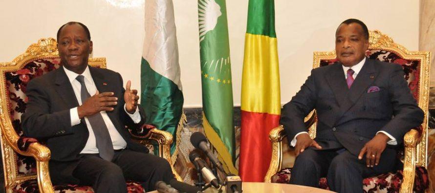 Ouattara : «La Côte d'Ivoire a un taux de croissance très élevé, avec 10 pour cent par an»