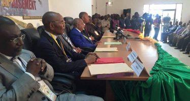 Congo: les participants au dialogue national recommandent le changement de la Constitution