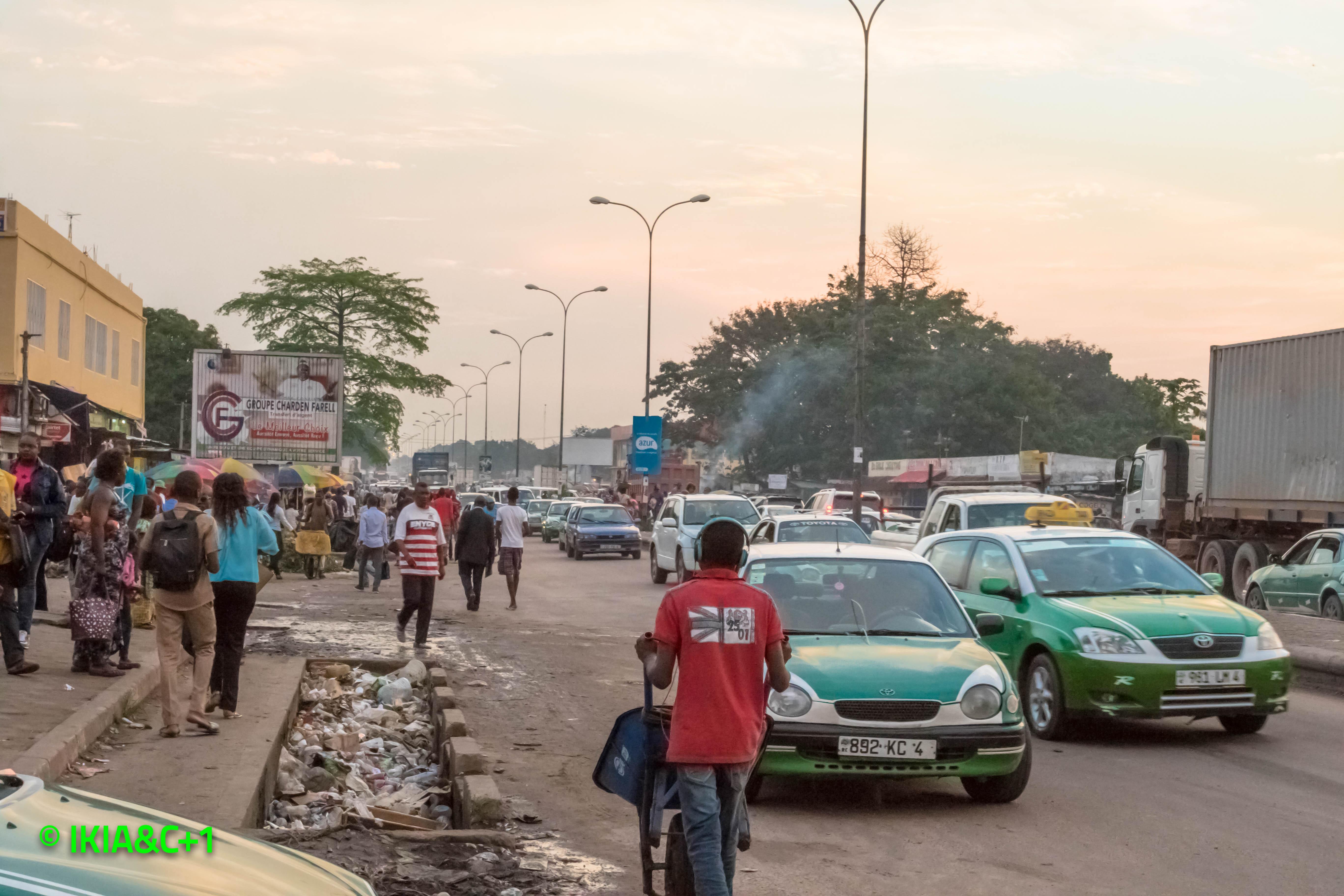La ville de Brazzaville