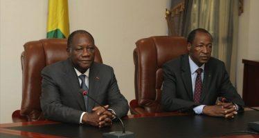 Blaise Compaoré opéré avec succès au Maroc, annonce Alassane Ouattara