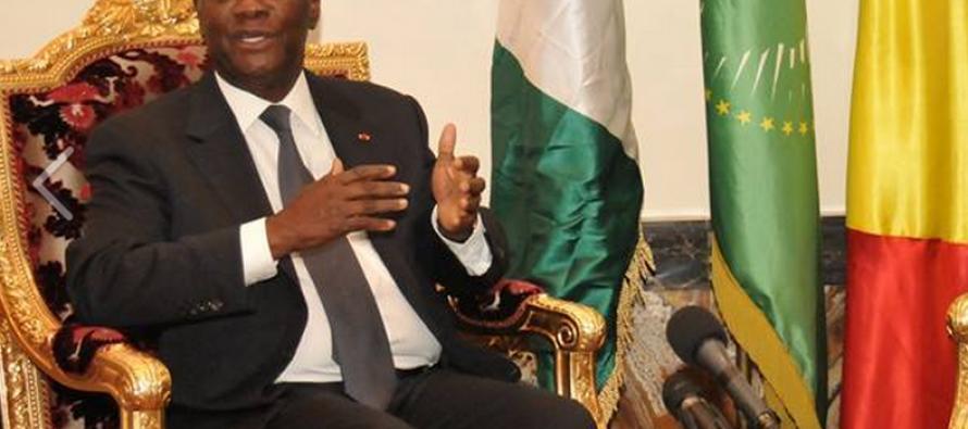 «La révolution numérique condition nécessaire à la croissance africaine» selon , Alassane Ouattara