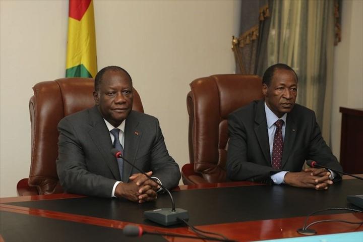 L'ex-chef de l'Etat burkinabè, Blaise Compaoré, a été opéré avec succès au Maroc après une «chute» à Abidjan, a annoncé dimanche le président ivoirien Alassane Ouattara.