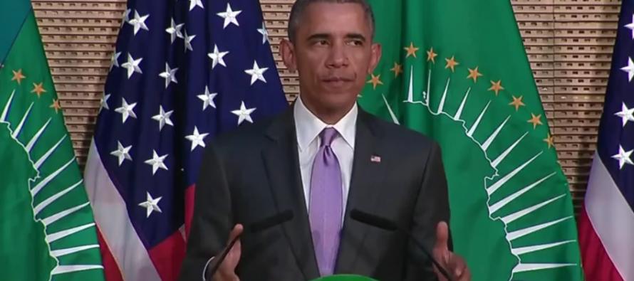 Ethiopie – Barack Obama : son discours à l'Union africaine