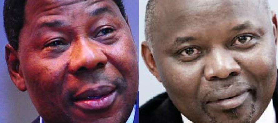 Vital Kamerhe, opposant congolais :  « Boni Yayi, un grand homme »